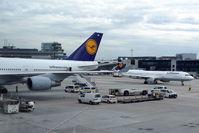 Frankfurt International Airport, Frankfurt am Main Germany (EDDF) - At terminal 1... - by Holger Zengler