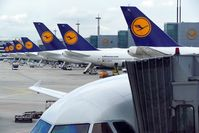 Frankfurt International Airport, Frankfurt am Main Germany (EDDF) - No doubt, this is homeland of Lufthansa.... - by Holger Zengler