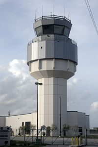 Fort Lauderdale Executive Airport (FXE) - New FXE ATC Tower - by Bruce H. Solov