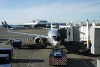 Seattle-tacoma International Airport (SEA) - Sunny Sunday in Seattle - by metricbolt