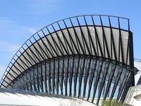 Lyon Saint-Exupéry Airport (formerly Satolas Airport), Lyon France (LFLL) - TGV station - by Jean Goubet-FRENCHSKY