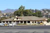 Santa Paula Airport (SZP) - Flight 126 Restaurant on site of former Logsdon's restaurant with direct airport access and views. Eat indoors or out-shaded patio. - by Doug Robertson