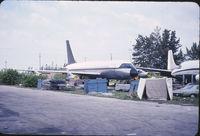 Miami International Airport (MIA) - Unidentified Convair 880 at Corrosion Corner. - by GatewayN727