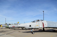 Boise Air Terminal/gowen Fld Airport (BOI) - Military Museum located on the southwest corner of BOI. Aircraft shown flew with the 190th Fighter Sq., Idaho ANG out of BOI, except for the Mig-21. - by Gerald Howard