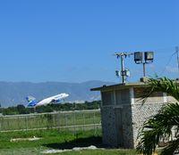 Port-au-Prince International Airport (Toussaint Louverture Int'l), Port-au-Prince Haiti (MTPP) - Spirit Aircraft take off, destination Fort Lauderdale - by Jonas Laurince