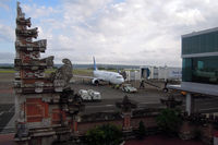 Ngurah Rai Airport (Bali International Airport) - DPS has a great mix of traditional and modern - by Micha Lueck