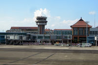 Ngurah Rai Airport (Bali International Airport) - Denpasar - by Micha Lueck