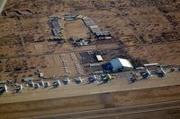 Pinal Airpark Airport (MZJ) - Overflight - by Keith Sowter