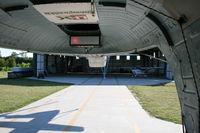 LHSK Airport - Siófok-Kiliti Airport, Hungary. Helicopter hangar. - by Attila Groszvald-Groszi