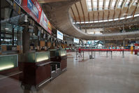 Tenerife North Airport (Los Rodeos), Tenerife Spain (GCXO) - Departure hall at TFN - by Tomas Milosch