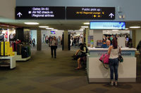 Auckland International Airport, Auckland New Zealand (NZAA) - Auckland - by Micha Lueck