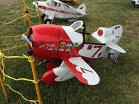 Wittman Regional Airport (OSH) - Toys for Kids - by Timothy Aanerud