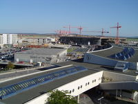 Vienna International Airport - Taken from viewing area - by Keith Sowter
