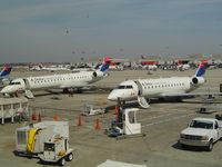 Hartsfield - Jackson Atlanta International Airport (ATL) - View of the stands - by Keith Sowter