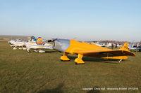 Wickenby Aerodrome Airport, Lincoln, England United Kingdom (EGNW) photo