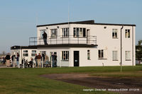 Wickenby Aerodrome - Wickenby Tower - by Chris Hall