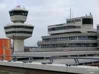 Tegel International Airport (closing in 2011) - TXL - by Ralf Winter
