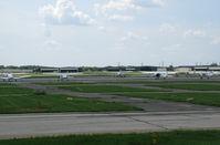 Waukegan Regional Airport (UGN) - the tarmac - by olivier Cortot