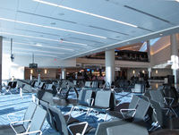 Hartsfield - Jackson Atlanta International Airport (ATL) - waiting for my return flight... - by olivier Cortot