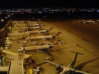 Phoenix Sky Harbor International Airport (PHX) - View from the Car park Roof - by Keith Sowter