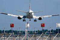 Bordeaux Airport, Merignac Airport France (LFBD) - landing runway 11 - by Jean Goubet-FRENCHSKY