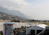 Innsbruck Airport - Innsbruck 24.2.2007 - by leo larsen