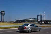 Sofia International Airport (Vrazhdebna) - Sofia International Airport, Bulgaria - by miro susta