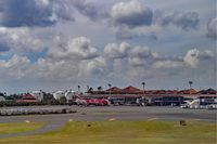 Soekarno-Hatta International Airport - Jakarta Soekarno-Hatta  International Airport, Indonesia - by miro susta