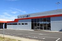 Burnie Airport - Burnie-Wynyard, Tasmania - by Micha Lueck