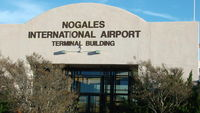 Nogales International Airport (OLS) - Stopped to look around while on a road trip - by Ed Wells