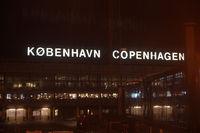 Copenhagen Airport -        - by Tomas Milosch