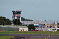 Hamilton International Airport - Tower and GA - by Micha Lueck