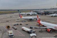 Düsseldorf International Airport - Terminal A - by Ralf Winter