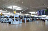 Brisbane International Airport - At Brisbane - by Micha Lueck