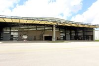 Orlando Sanford International Airport (SFB) - South East Ramp hangar facility. - by Harry Rogers