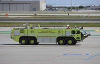 San Francisco International Airport (SFO) - Fire/Crash Rescue  - by Mark Pasqualino