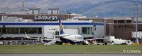 Edinburgh Airport - EDI terminal - by Clive Pattle