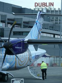 Dublin International Airport - Aer Arann - by Jean Goubet-FRENCHSKY