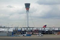 London Heathrow Airport - Tower at Heathrow - by Micha Lueck