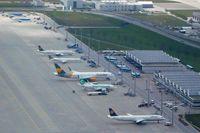 Munich International Airport (Franz Josef Strauß International Airport), Munich Germany (EDDM) photo