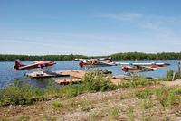 Willow Spb Seaplane Base (2X2) - Willow seaplane base - by Jack Poelstra