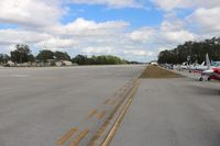 Spruce Creek Airport (7FL6) - Spruce Creek runway - by Florida Metal