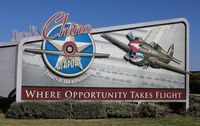 Chino Airport (CNO) - Chino California - by Florida Metal