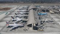 Los Angeles International Airport (LAX) - Bradley Intl Terminal - by Florida Metal