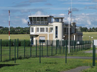 Nevers Fourchambault Airport - the control tower - by olivier Cortot