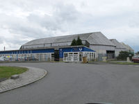 Rennes Airport, Saint-Jacques Airport France (LFRN) - the aeroclub hangars - by olivier Cortot
