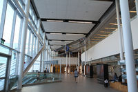 Toronto City Centre Airport - the biplane is a replica - by olivier Cortot