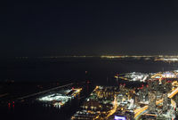 Toronto City Centre Airport - the airport by night - by olivier Cortot