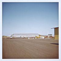 Rio Vista Municipal Airport (O88) - Old Rio Vista Airport California. New fuel pumps. 1975? - by Clayton Eddy