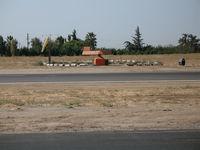 Oakdale Airport (O27) - Airport Windsock @ Oakdale, CA - by Steve Nation